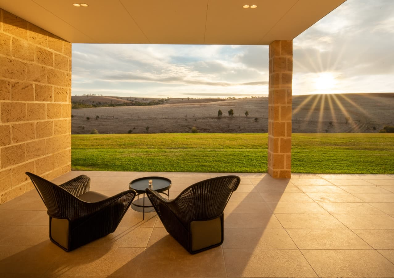 The Barossa's Finest Accommodation experience