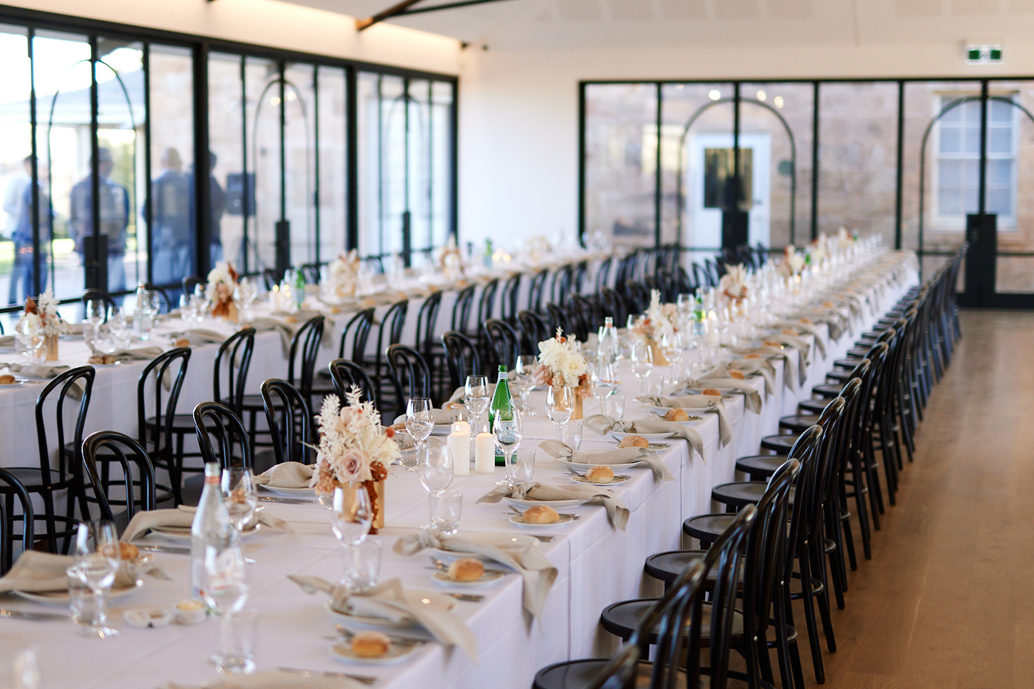Spaces to suit any occasion.